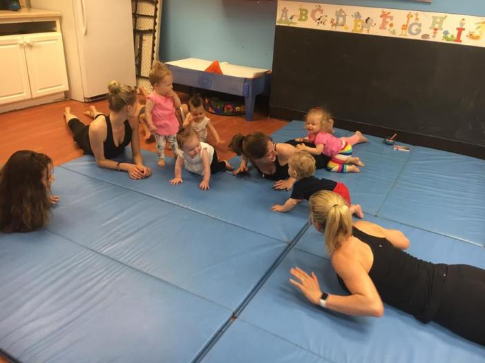 Story Time Yoga Class 1