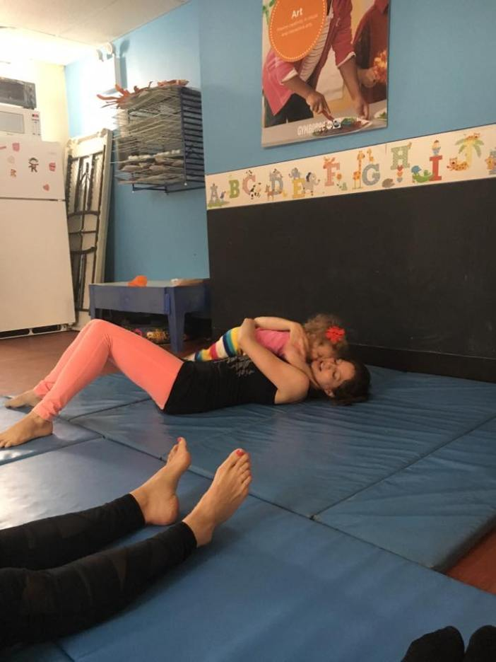 Story TIme Yoga Class 2